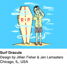 Surf Dracula