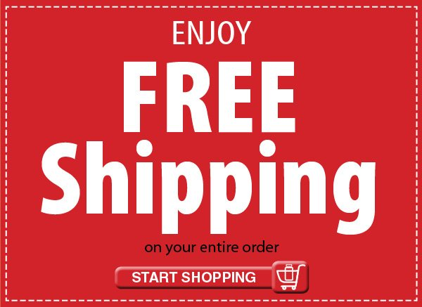 Huge Savings! Take an Extra 25% Off your entire order Plus, Enjoy FREE Shipping on any order