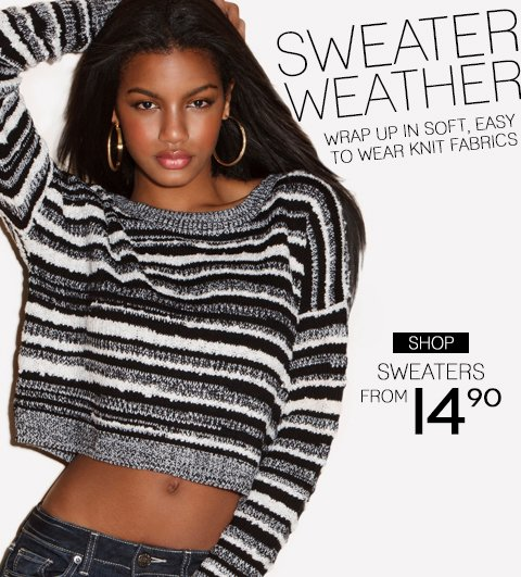 Warm Up, Look Hot! Take an Extra 15% Off
