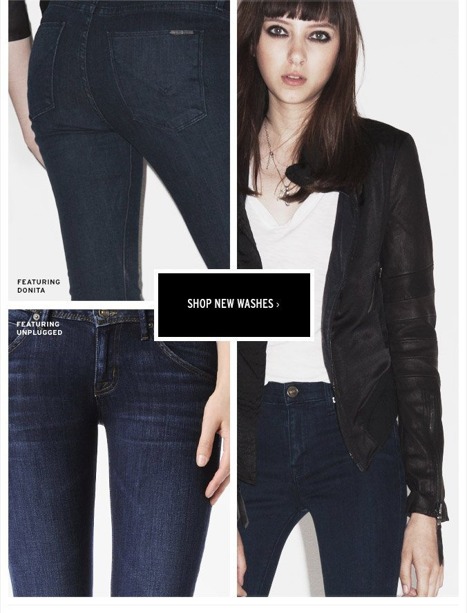 Shop New Washes