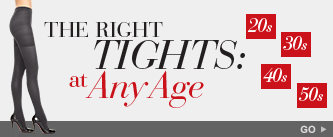 The Right Tights: at Any Age! Go!