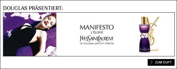 YSL - Manifesto L´Elixir