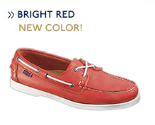 Dockside Bright Red