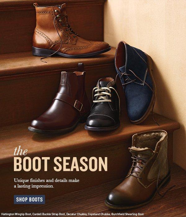 The Boot Season