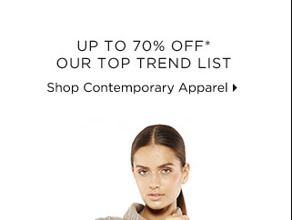 Up To 70% Off* Our Top Trend List