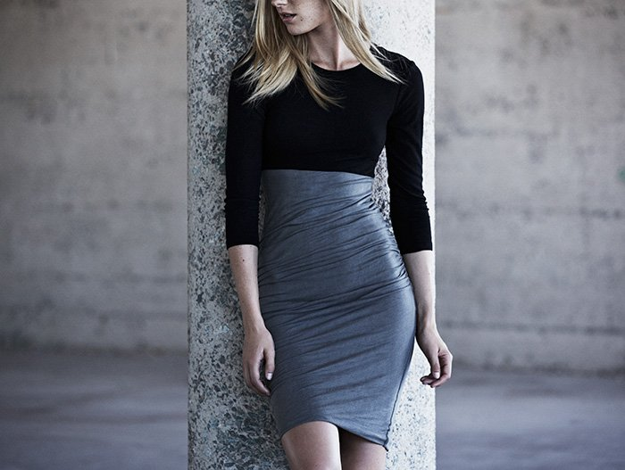 JAMES PERSE LOS ANGELES - HOLIDAY DRESSES
