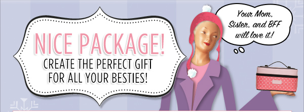 Our best gift picks for your best gals!