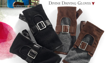 Divine Driving Gloves