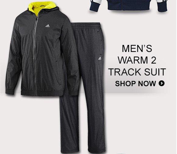 Shop Men's Warm 2  Tracksuit »