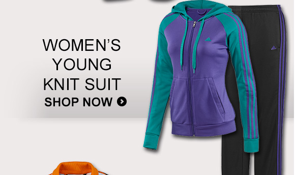 Shop Women's Young Knit  Suit »