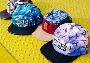 Shop Patterned Hats ft. Manhattan Project
