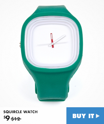 SQUIRCLE WATCH