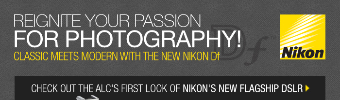 Adorama - Introducing Nikon Df