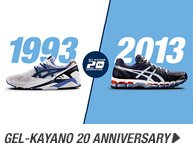 Shop the GEL-Kayano 20 Anniversary Pack - Promo B