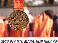 Watch the 2013 ING New York City Marathon Recap - Promo C
