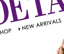 Wear it first! SHOP New Arrivals