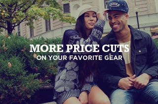 Shop items from your favorite brands!