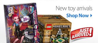 Shop New Toy Arrivals