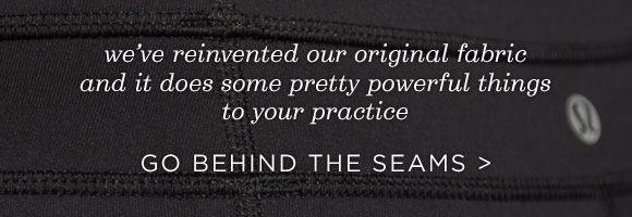 go behind the seams