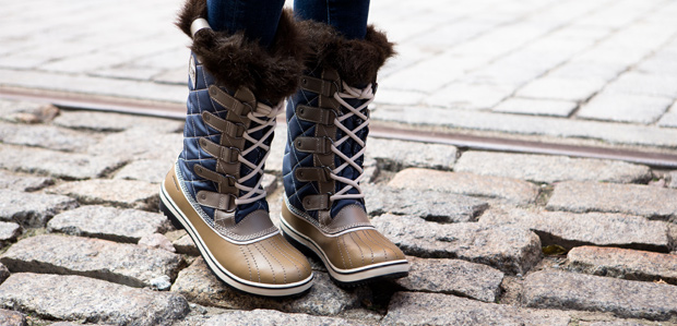 The Winter Lookbook: Boots