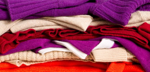 A Feel for Fall: Women's Luxe Cashmere Sweaters