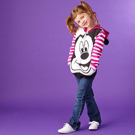 Get in Character: Girls' Apparel