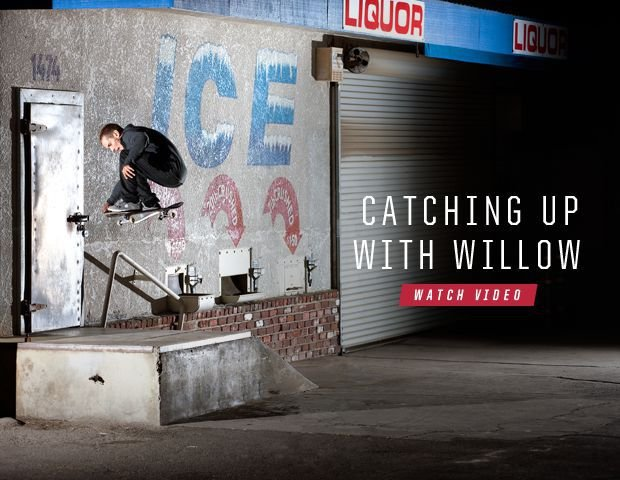 Catching Up WIth Willow featuring the etnies Verse