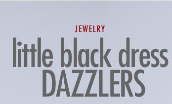 Little Black Dress Dazzlers