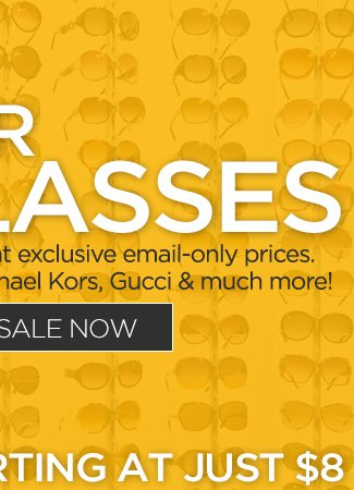 Weekly Sunglasses Clearance