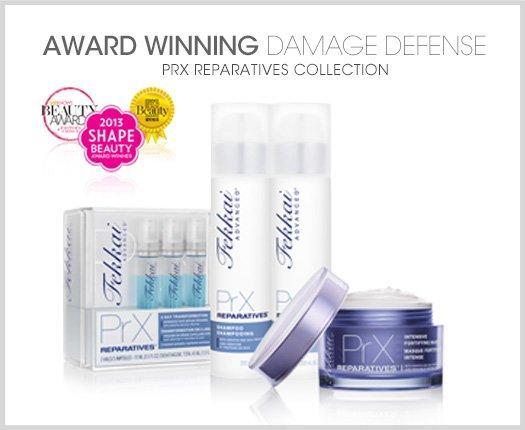 Award Winning Damage Defense PrX Reparatives Collection