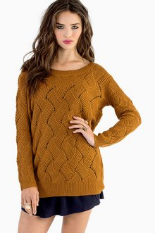 COLLISION KNIT SWEATER 51