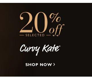20% off Curvy Kate