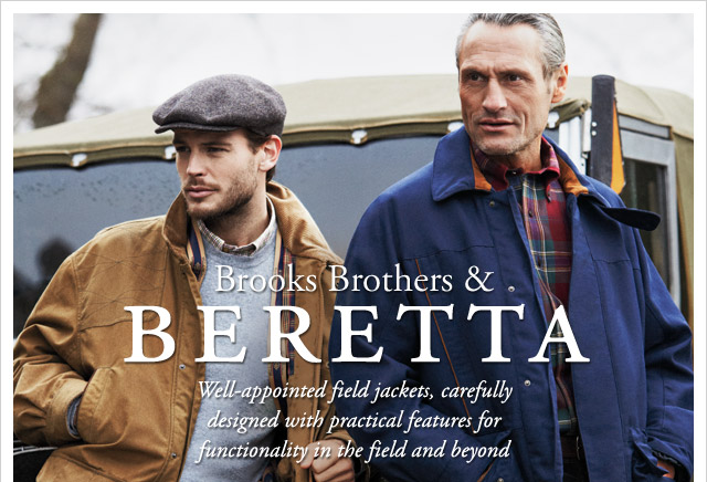 BROOKS BROTHERS & BERETTA