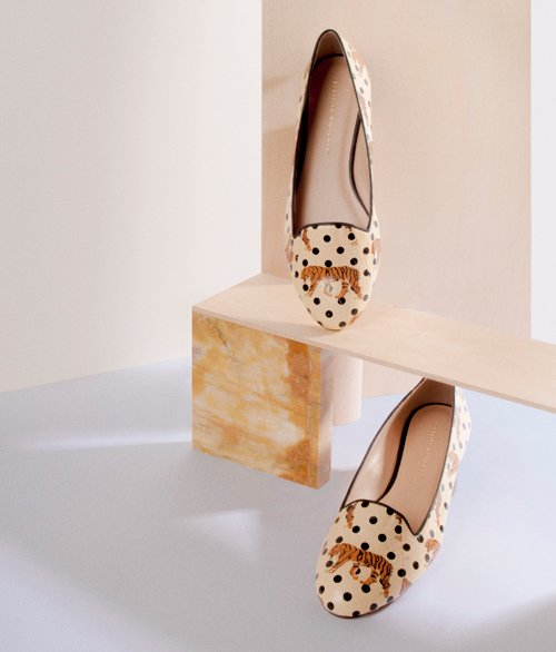 Shop LR Classics and the Blaise flat moccasin at the official Loeffler Randall Store www.LoefflerRandall.com