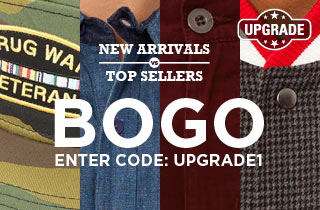 New Arrivals v. Top Sellers: UPGRADE
