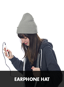 Earphone Hat