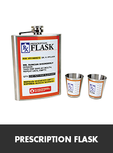 Prescription Flask