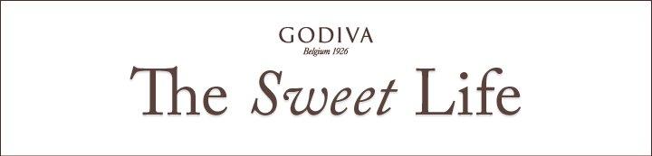 GODIVA Belgium 1926 - The Sweet Life