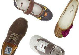 Shop by Color: Brown Kids' Shoes