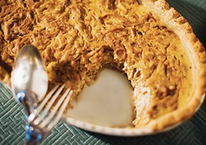 The Dish: Cornelia Guest's French Onion Tart