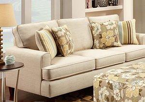 Modern Glamour: Furniture & Décor