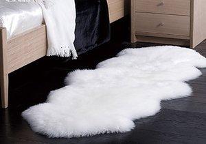 Luxe Living: Sheepskin Rugs