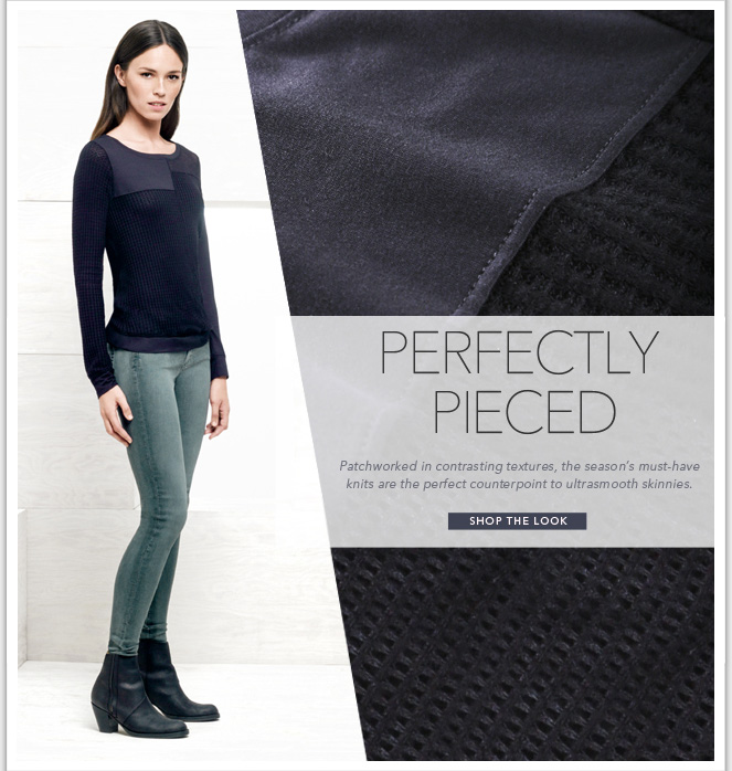 Textural Edge - Shop The Latest From AG