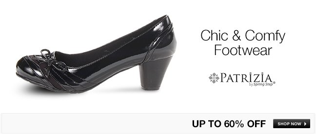 Chic and Comfy Footwear