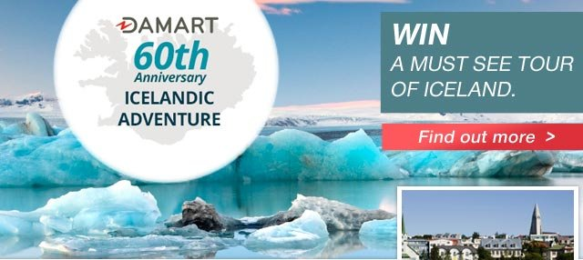 Win a must see tour of iceland
