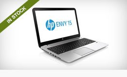 HP ENVY and Pavilion Notebook Computers