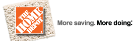 The Home Depot - More saving. More doing.(R)