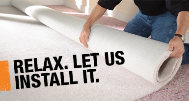 Relax. Let Us Install It.