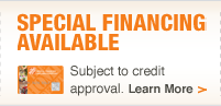 Special Financing Available Subject to credit approval. Learn More