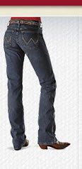 Womens Wrangler Ultimate Riding Jeans on Sale